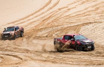Mui Dinh Challenge 2019 –Giải đua xe thể thao địa hình thách thức bậc nhất trong năm