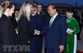 Thủ tướng kết thúc tốt đẹp chuyến thăm Romania, Cộng hòa Séc