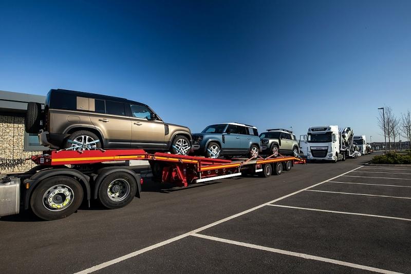 jaguar va land rover trien khai san xuat 160 xe ho tro chong lai dich vi rut corona