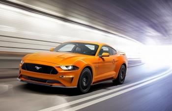 """""""Ngựa hoang"""" Mustang đạt danh hiệu Xe Thể thao bán chạy số 1 thế giới"""