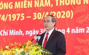 TP.HCM kỷ niệm 45 năm Ngày Giải phóng miền Nam, thống nhất đất nước