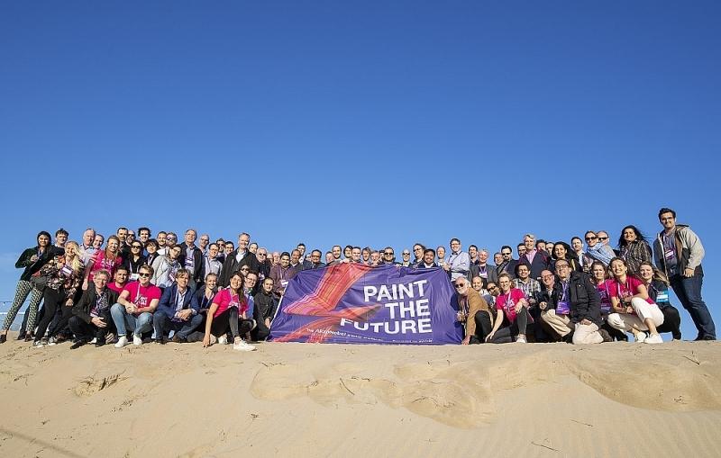 6 startup nganh son xuat sac nhat cuoc thi paint the future
