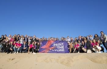 """6 startup ngành sơn xuất sắc nhất cuộc thi """"Paint the Future"""""""