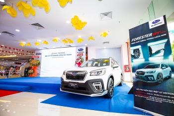 Motor Image Việt Nam khai trương đại lý Subaru thứ 2 tại đồng bằng sông Cửu Long