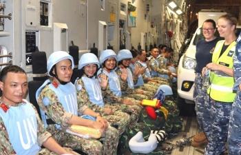 Tổng Bí thư: Việt Nam là đối tác tin cậy vì hòa bình bền vững