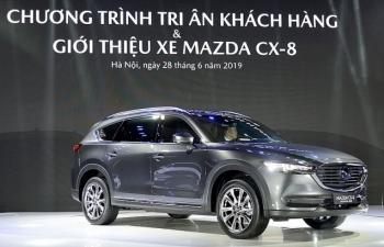 Thaco tri ân khách hàng và giới thiệu CX8