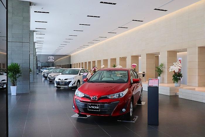 Toyota Việt Nam ra mắt đại Toyota Okayama Đà Nẵng