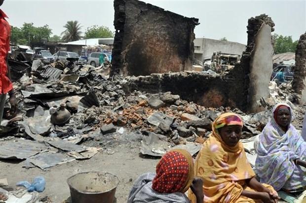 Ít nhất 60 người thiệt mạng trong vụ tấn công ở Nigeria