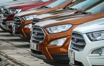 Thị trường ô tô bước vào đợt giảm giá sâu