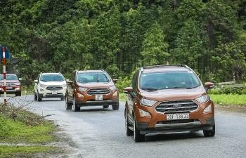 """Ford Việt Nam ra mắt dịch vụ """"Hỗ trợ cứu hộ Ford 24/7"""""""