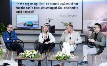 """Porsche - """"Người tiên phong"""" đưa những trải nghiệm đẳng cấp đến khách hàng"""