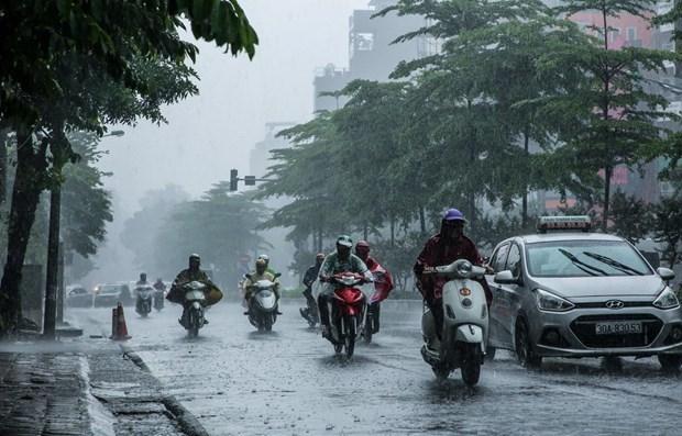 10 ngày tới, cả nước tiếp tục nắng nóng, có mưa dông vào chiều tối |