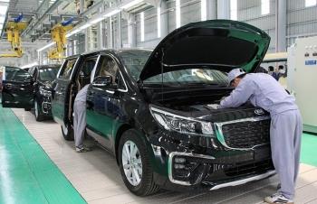 THACO đầu tư 450 tỷ đồng nâng cấp mở rộng nhà máy lắp ráp xe KIA