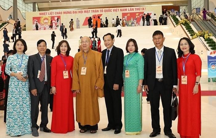 Khai mạc Đại hội toàn quốc Mặt trận Tổ quốc Việt Nam