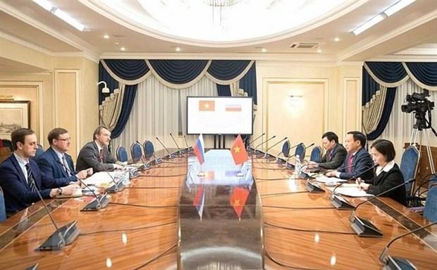 Nghi sy va hoc gia Nga danh gia cao vai tro cua Viet Nam trong ASEAN hinh anh 1