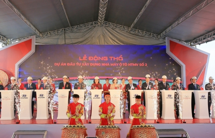 Tập đoàn Thành Công xây dựng nhà máy sản xuất ô tô thứ 2 công suất 100.000 xe/năm