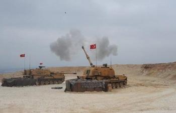 Chính phủ Pháp ngừng bán tất cả vũ khí cho Thổ Nhĩ Kỳ