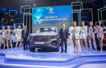Trải nghiệm những sắc màu đa dạng của Volkswagen tại VMS 2019