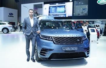 Jaguar và Land Rover - Ấn tượng từ các siêu phẩm đến từ Anh