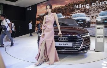 Dàn sản phẩm đẳng cấp của Audi đổ bộ VMS 2019