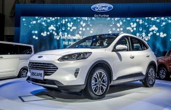 Escape – Chiến binh mới của Ford tại thị trường Việt Nam