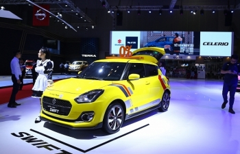 Ấn tượng mẫu xe  Swift của Suzuki