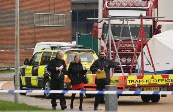 Thông tin gây sốc liên quan đến thảm kịch 39 thi thể trong container