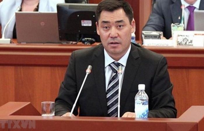 Ông Sadyr Zhaparov được phê chuẩn làm tân Thủ tướng Kyrgyzstan