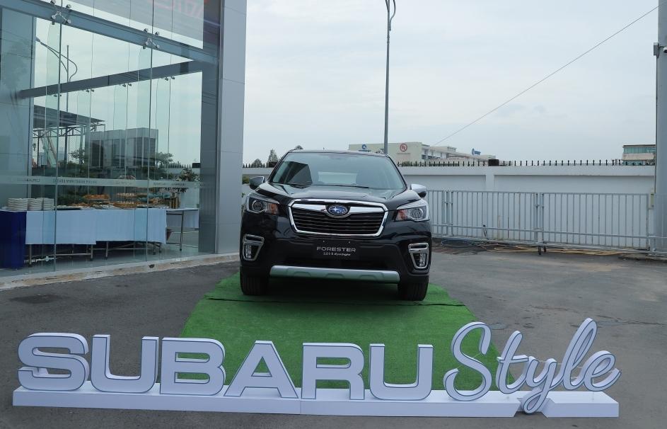 Đại lý ủy quyền Subaru thứ 6 đi vào hoạt động trong năm 2020