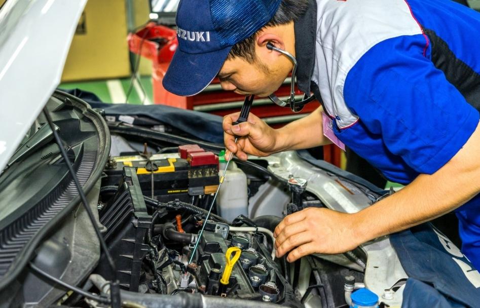 Suzuki: Thay đổi từ sản phẩm đến dịch vụ