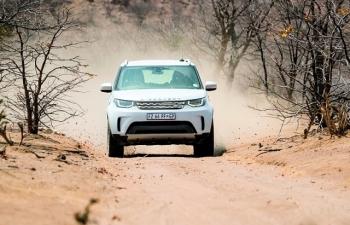 Trải nghiệm Above and Beyond Tour: Cùng Land Rover khám phá thiên nhiên hoang dã ở Namibia