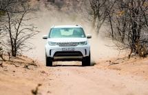 trai nghiem above and beyond tour cung land rover kham pha thien nhien hoang da o namibia