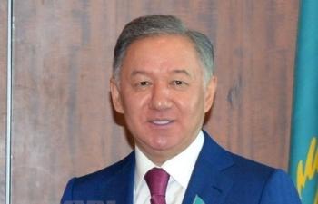 Chủ tịch Hạ viện Cộng hòa Kazakhstan sẽ thăm chính thức Việt Nam