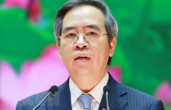 Ủy ban Kiểm tra Trung ương đề nghị thi hành kỷ luật ông Nguyễn Văn Bình