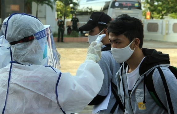 Việt Nam ghi nhân 1 ca mắc mới Covid-19, được cách ly ngay