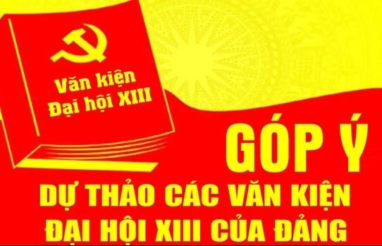 Góp ý dự thảo văn kiện Đại hội Đảng: Chú trọng quyền của người dân