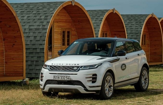 Range Rover Evoque và Range Rover Vogue giảm 10% giá bán