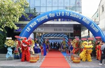Subaru Việt Nam khai trương đại lý thứ 10 tại Việt Nam