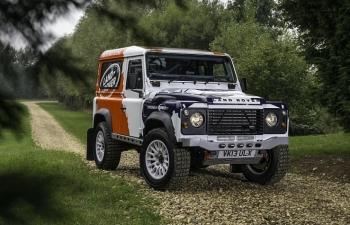 Jaguar Land Rover chính thức sở hữu thương hiệu xe địa hình Bowler