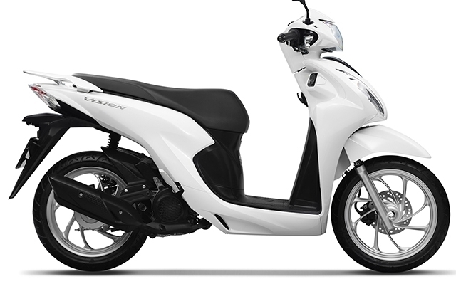 Sau 6 năm, Honda Vision 2021 được nâng cấp lớn mang tính cách mạng với hàng loạt thay đổi