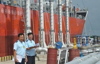 Không phải nộp thuế BVMT với dầu nhờn pha chế xuất bán