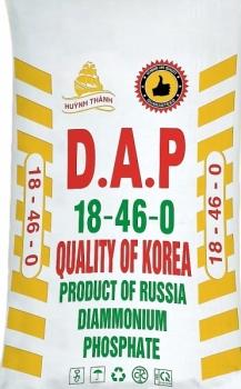 """Phân bón DAP kích thước không đồng đều không được phân loại như """"dạng viên"""""""