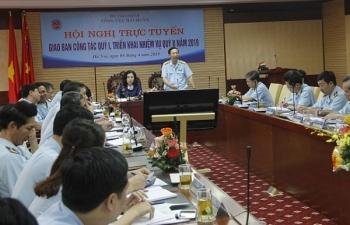 Tổng cục trưởng Nguyễn Văn Cẩn: Tập trung quản lý hải quan hiệu quả bằng mọi biện pháp