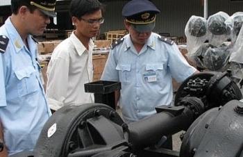 NK linh kiện ô tô: Có hiện tượng DN chỉ khai vào mã số được hưởng ưu đãi