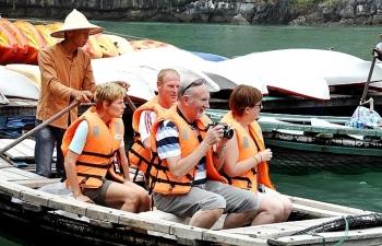 Quảng Ninh đã đón 6,6 triệu lượt khách du lịch