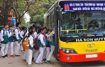 Nhập xe buýt trong nước đã sản xuất được vẫn phải nộp thuế