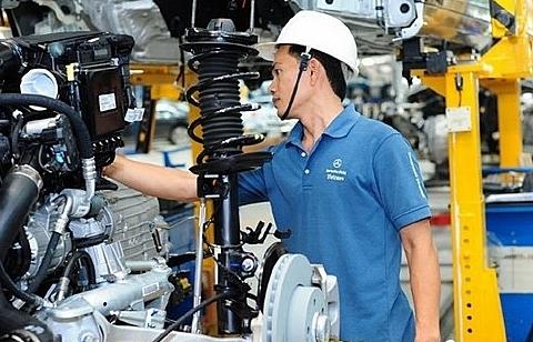 Xác định tiêu chí về sản lượng tối thiểu chương trình ưu đãi thuế linh kiện ô tô