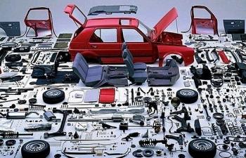 Miễn thuế 5 năm cho nguyên liệu sản xuất linh kiện ô tô thuộc địa bàn đặc biệt khó khăn
