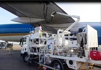 Xe cấp nước cho máy bay thuộc nhóm 87.05