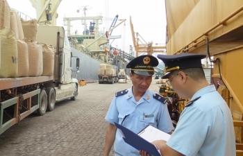 NK hàng thành nhiều chuyến phải đăng ký trước danh mục với Hải quan